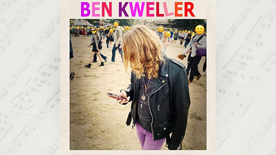 Cover: Ben Kweller, Circuit Boredom, The Noise Company
