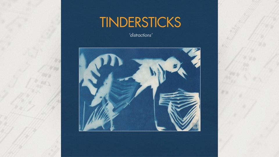 Cover: Tindersticks, Distractions, City Slang (Rough Trade)