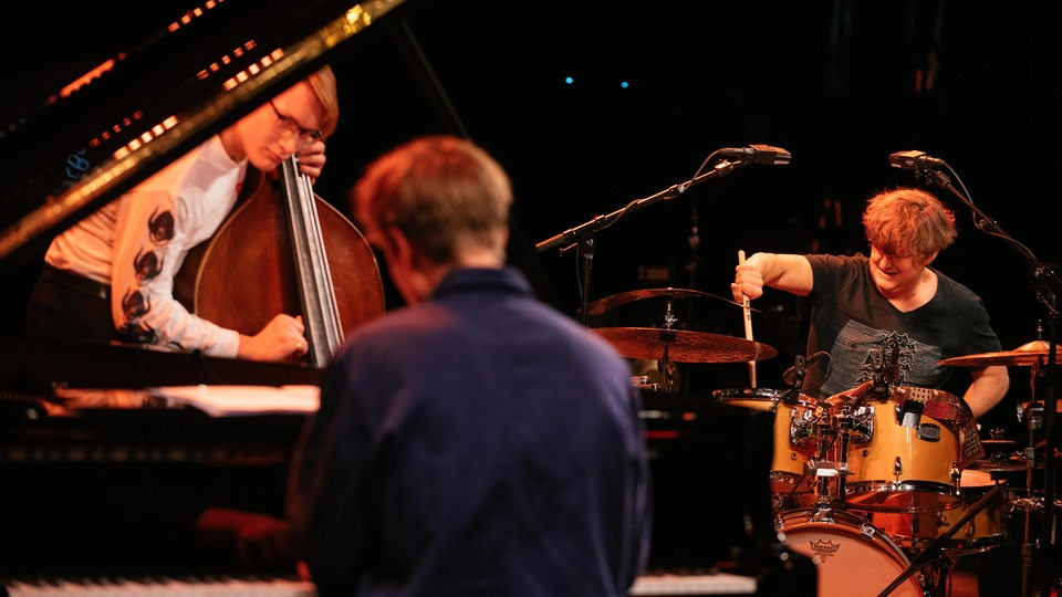 Jazzfest Berlin 2020, Jim Black Trio