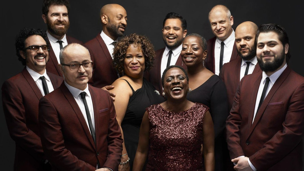 Sharon Jones und The Dap-Kings.